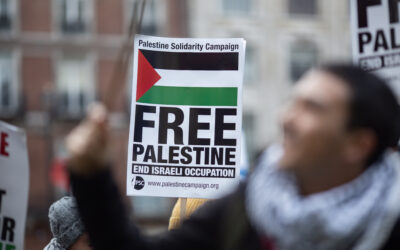 New research reveals LGPS funds invest over £4.4 billion in companies complicit in Israel's human rights abuses